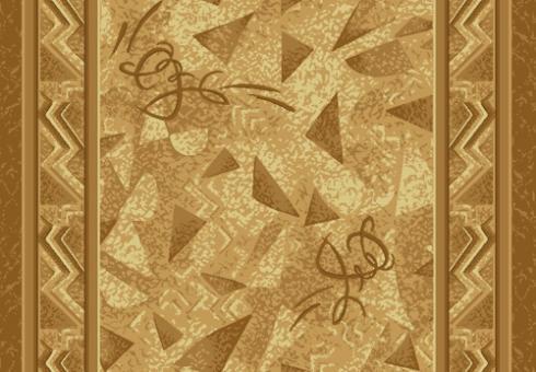 Дорожка  Карамель 170 0,8*2,0 Обраб.