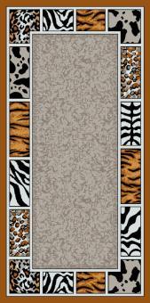 Ковер Леопард 910 1,0*2,0