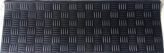 Накладка на ступени Крестики (Criss Cross)