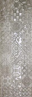 Декор настенный LB Ceramics Альбервуд Декор 1 коричневый 1664-0165 20х60