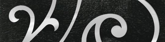 Бордюр GRACIA Prime black border 02 600х65