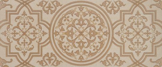 Декор GRACIA  Orion beige decor 01 250х600