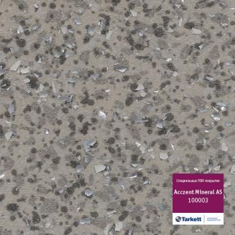 Линолеум коммерческий Tarkett Acczent Mineral As 100003, кусок 4.53кв.м