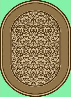 Ковер овальный Витебские ковры Циновка