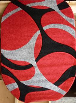 Ковер Premium karpet 1,5*3,0  366-B RED