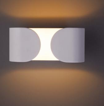 Настенно-потолочный светильник Artelamp Parentesi - A1419AP-1WH