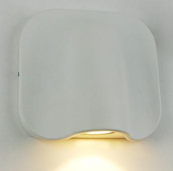 Уличный светильник Artelamp Lupus - A8503AL-1WH