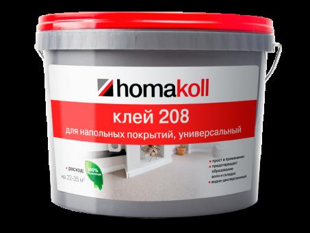 Клей универсальный Homakoll 208(4 кг)