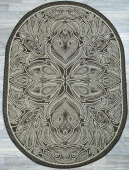 Ковер Natura 0,8*1,5 (937-91) овал