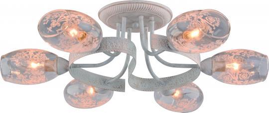Люстра потолочная Artelamp Bettina - A1296PL-6WG
