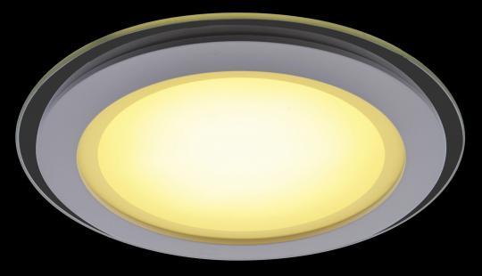 Точечный встраиваемый светильник Лед Панель Artelamp Raggio - A4118PL-1WH