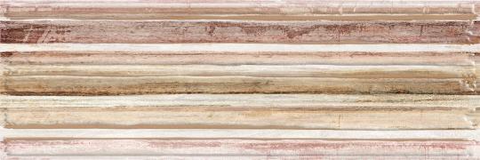 Декор Cersanit Alba, многоцветный, 20x60