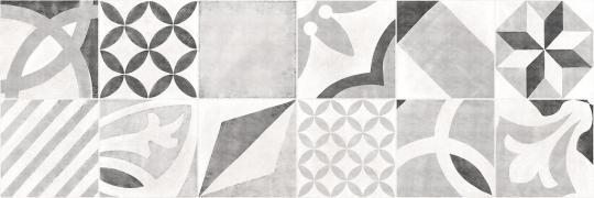 Керамическая плитка Cersanit Apeks, многоцветный, 25x75