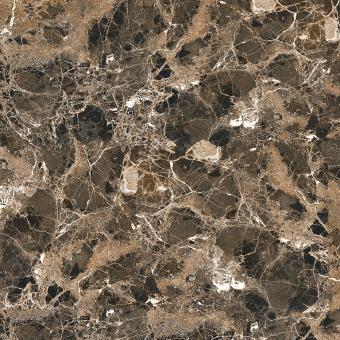 Керамогранит Cersanit Ingir, коричневый, 42x42