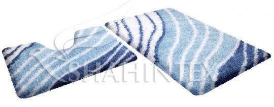 Набор ковриков для ванной Shahintex SOFT multicolor