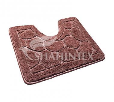 Коврик для туалета Shahintex ЭКО